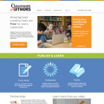 Classroom Authors Homepage