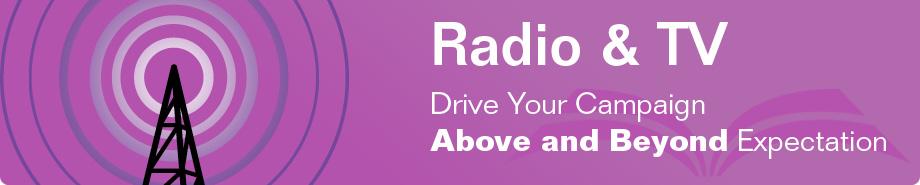 Radio & TV Advertising
