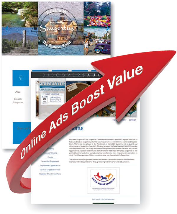 Online Ads Boost Value