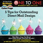 5 tips for outstanding direct mail design