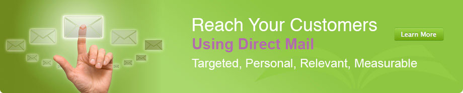 Reach Your Customers Using Direct Mail